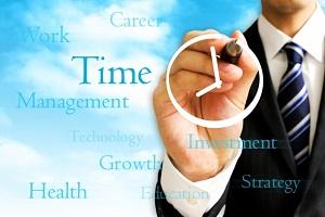 タイムマネジメント・時間管理のイメージ