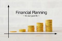 経済的準備を計画するイメージ