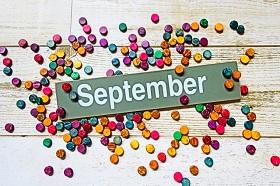 9月のイメージ
