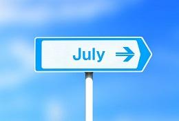 7月のイメージ