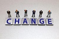 変化のイメージ